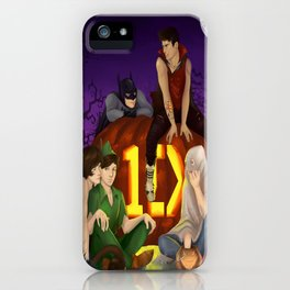 1D Halloween iPhone Case