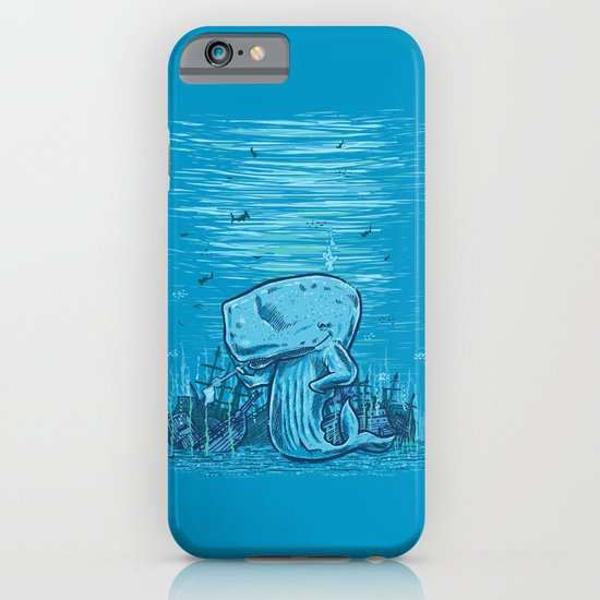 Catch me if you can iPhone & iPod Case