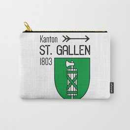 Canton of St. Gallen Carry-All Pouch