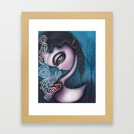 Lonesome Framed Art Print