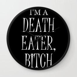 I'm a Death Eater, Bitch II Wall Clock
