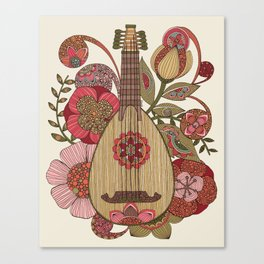 Ever Mandolin  Canvas Print