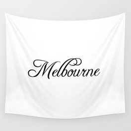 Melbourne Wall Tapestry