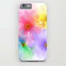 Flowers of June iPhone 6s Slim Case