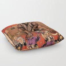 Big Lebowski Floor Pillow