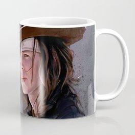 Carl Grimes Before The Fall - The Walking Dead Coffee Mug