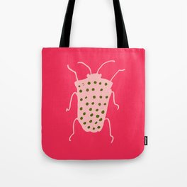 Arthropods hot pink Tote Bag