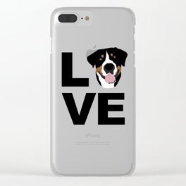 GSMD Love Clear iPhone Case