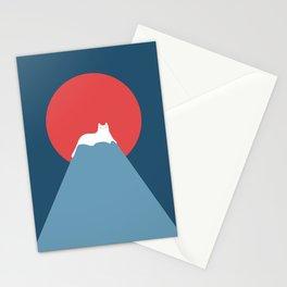 Cat Landscape 28 Stationery Cards