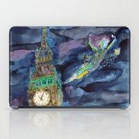 peter pan iPad Cases featuring Peter Pan by Kris-Tea Books