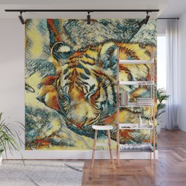 AnimalArt_Tiger_20170606_by_JAMColorsSpecial Wall Mural