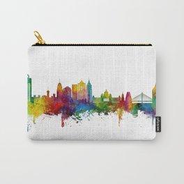 Bengaluru Skyline India Bangalore Carry-All Pouch