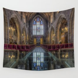 Upon Reflection Wall Tapestry