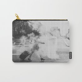 Steamy in the street Carry-All Pouch