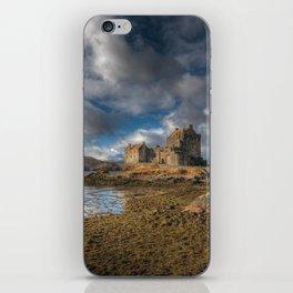 Eilean Donan Castle in Highlands of Scotland iPhone Skin
