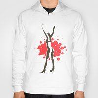florence Hoodies featuring Florence by Gabby Grife | GuinArt