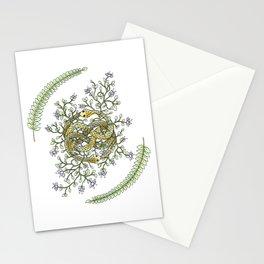 Neverending Story Inspired Auryn Garden Stationery Cards
