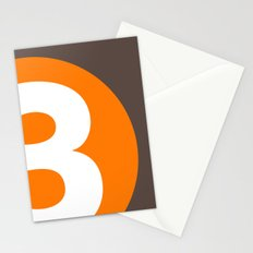 3 or 8? Stationery Cards