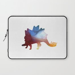Stegosaurus Laptop Sleeve