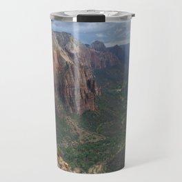 Angels Landing , Zion National Park IV Travel Mug