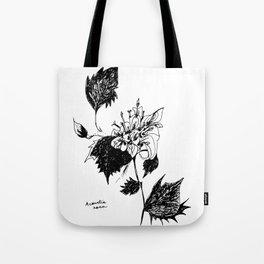 Acourtia nana Tote Bag