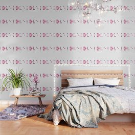 Braille Love Heart Wallpaper