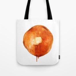 Pancake Tote Bag