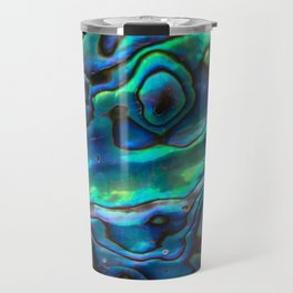 Blue Abalone Travel Mug