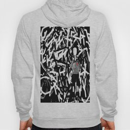 Love in Pieces Hoody