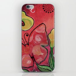 Calla Lily II iPhone Skin