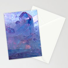 Purple Quartz Stationery Cards