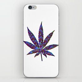 Cannabis Rainbow Design (18) iPhone Skin