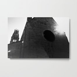 Church Series #5 Metal Print