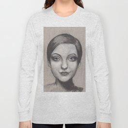 "Art Series ""Philosopher Kings I"" SIF & HER HAIR II Long Sleeve T-shirt"