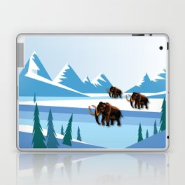 An Ice Age History Laptop & iPad Skin