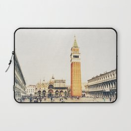 la Piazza Laptop Sleeve