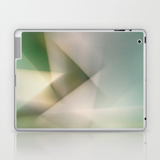 Space Geometry II/III Laptop & iPad Skin