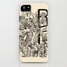 """""""DRAEM"""" Dream iPhone Case"""