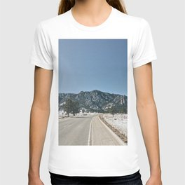 Flatirons T-shirt
