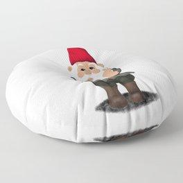 Hangin with my Gnomies - FU Floor Pillow