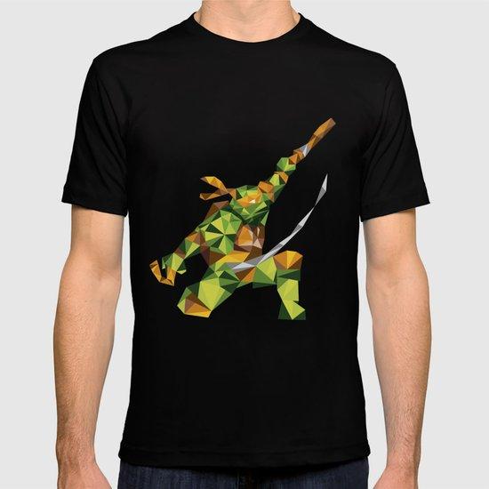 Nunchaku Turtle T-shirt
