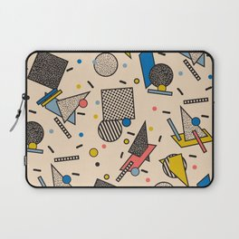 Memphis Inspired Pattern 7 Laptop Sleeve