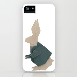 The Rab origami iPhone Case