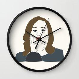 A D E L E Wall Clock