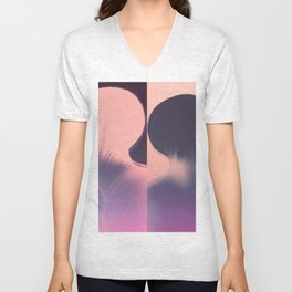 Looking for a Kiss Unisex V-Neck