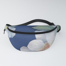 Magnolia Flowers Fanny Pack