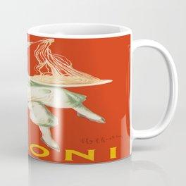 Vintage poster - Pates Baroni Coffee Mug