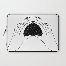 Small Part of the Galaxy Laptop Sleeve