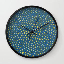 Yayoi Kusama - Nets (1997-98) Wall Clock
