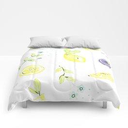 Zesty Flow Comforters